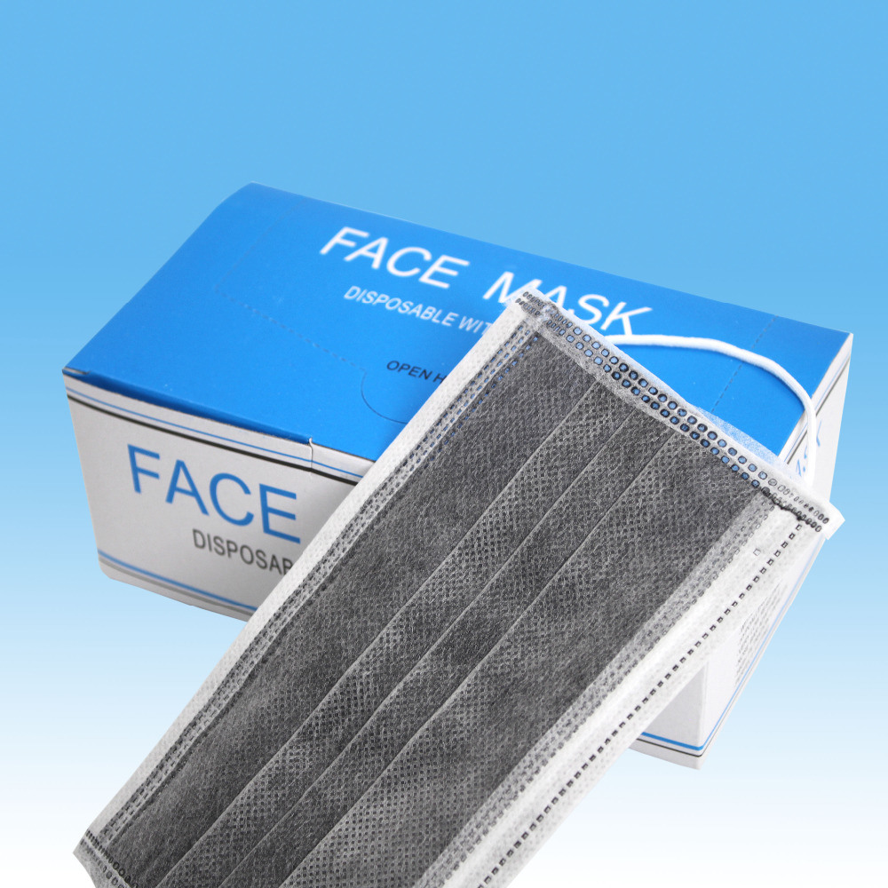 4 Ply Carbon Face Mask Manufacturer in India