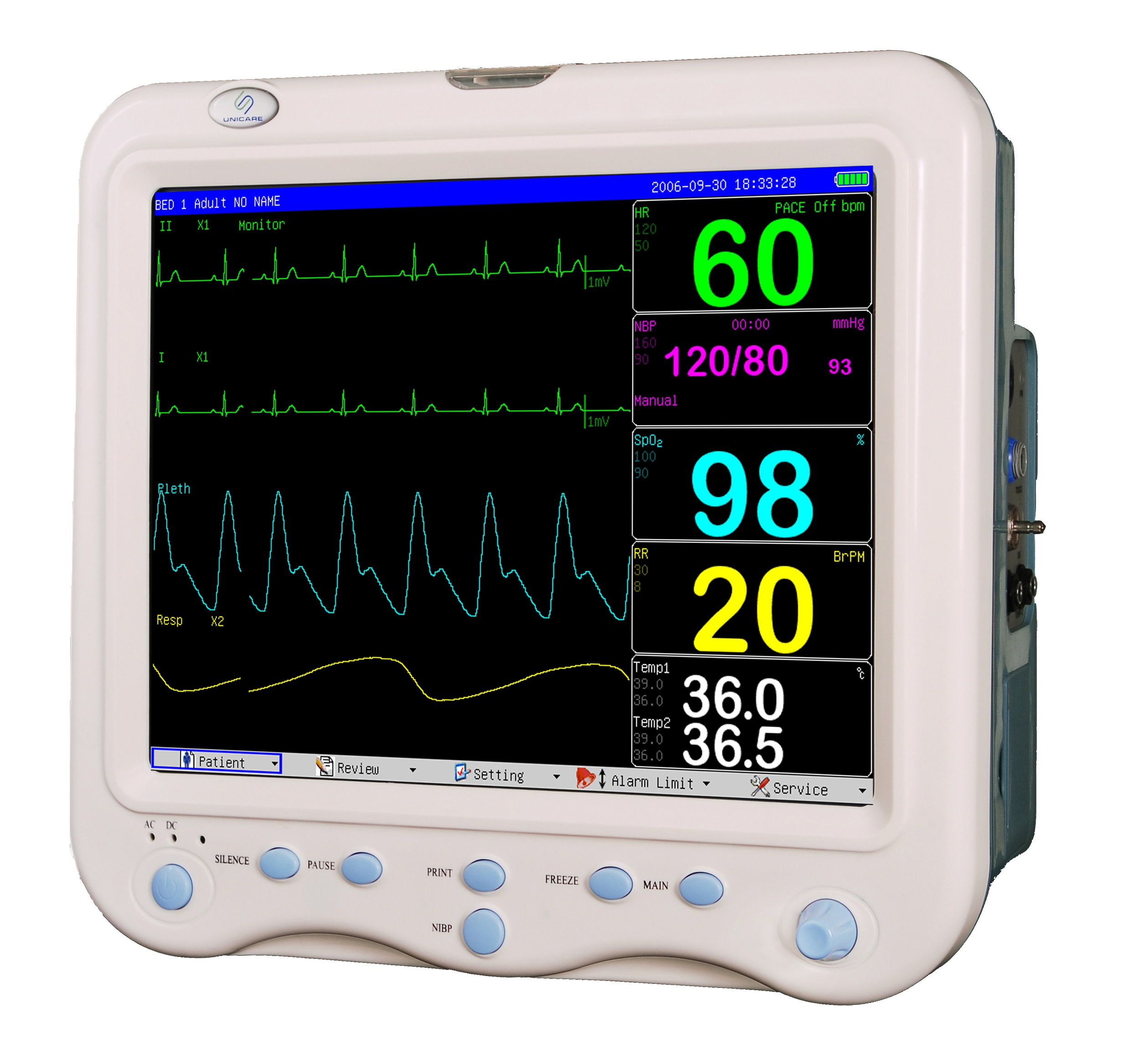 Patient Monitor Manufacturers in India
