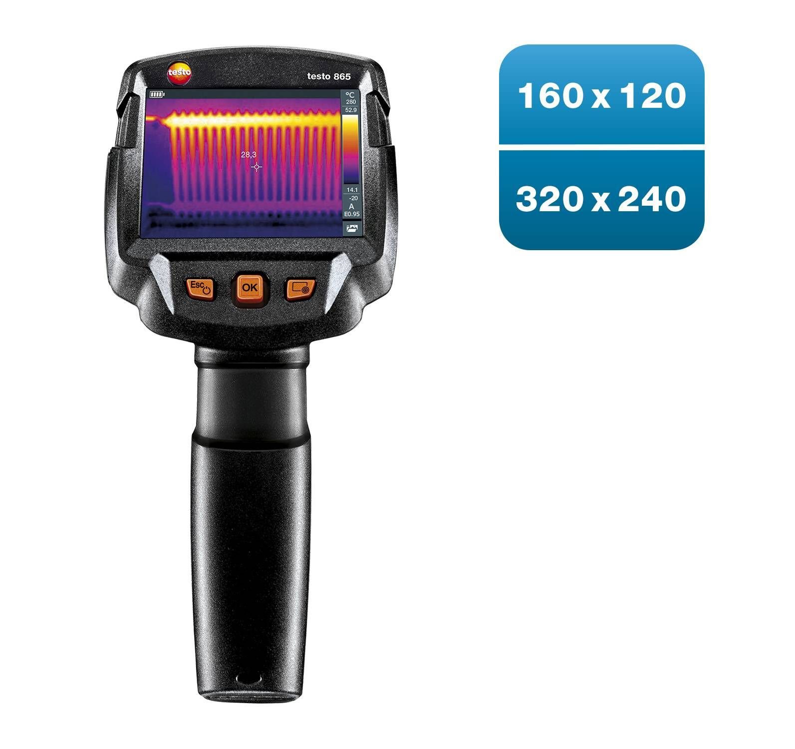 Thermal Camera Manufacturers in India