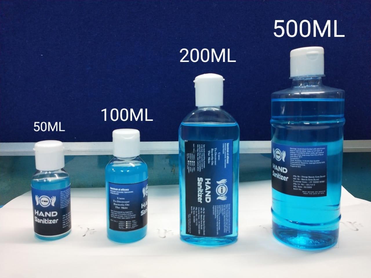 Hand Sanitizer Manufacturers in Mumbai