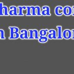 Top 10 Pharma Companies in Bangalore