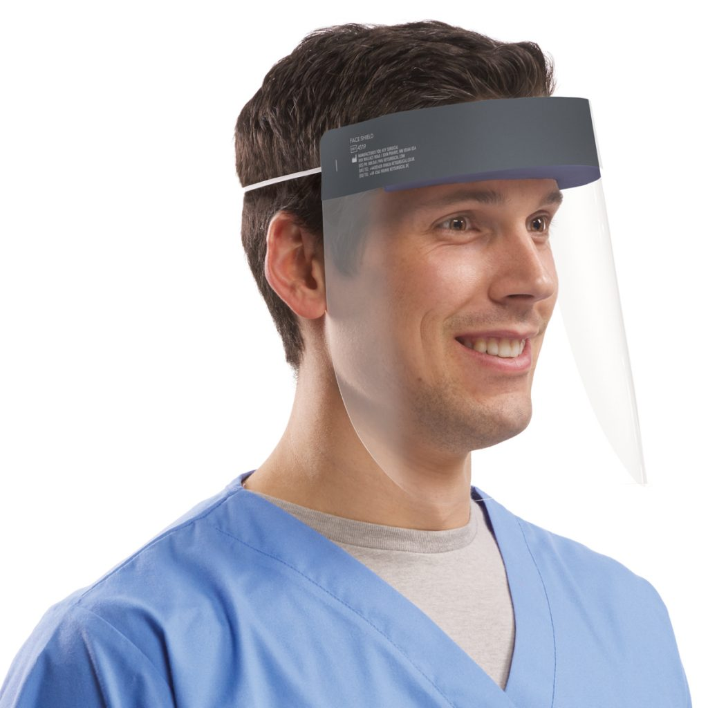 Face Shields Manufacturers in India