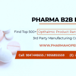 Top Eye Drops Manufacturer in India